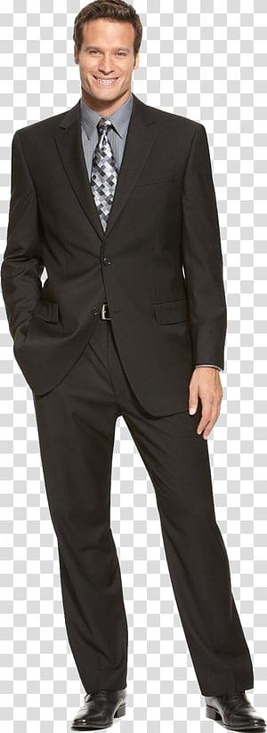 Suit Clothing Tuxedo Macy\'s Izod, men PNG