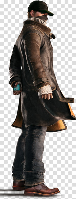 Watch Dogs 2 Video game Aiden Pearce Security hacker, others PNG
