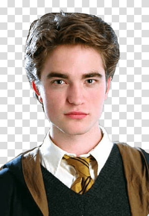 Edward Cullen, Robert Pattinson In Harry Potter PNG