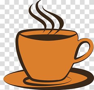 Cafe Coffee cup Tea, Coffee PNG