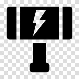 Thor Mjölnir Logo Computer Icons Hammer, Thor PNG clipart