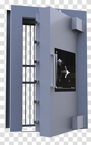 Garage Doors Safe Bank vault, door number PNG clipart