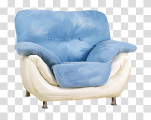 Window Furniture Couch Ball Chair, Watercolor sofa PNG clipart