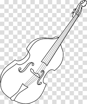 Double bass String Instruments Musical Instruments, bass PNG
