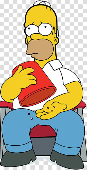 The Simpsons Hover Simpson illustration, The Simpsons Game Maggie Simpson Homer Simpson Film, The Simpsons Movie s PNG