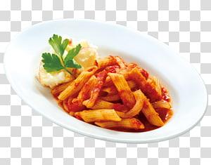 Penne alla vodka Pasta al pomodoro Vegetarian cuisine French fries PNG clipart