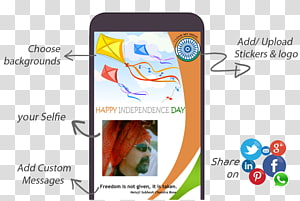 Smartphone Indian independence movement August 15 Indian Independence Day, smartphone PNG clipart