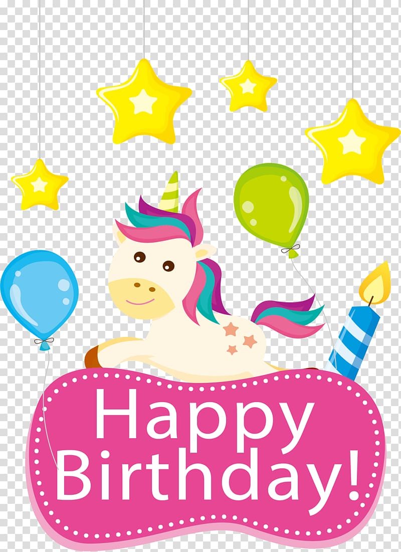 happy birthday illustration, Birthday cake Greeting card Happy Birthday, Henrietta! Wish, Unicorn birthday card PNG clipart