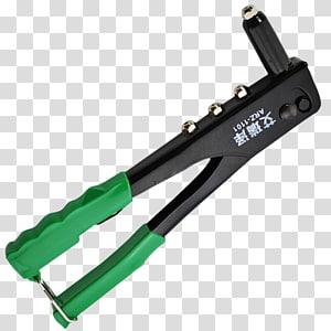 Tool Computer hardware Rivet gun, hardware tools PNG