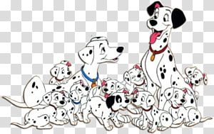 Dalmatian dog Puppy Dog breed Roger Radcliffe, puppy PNG