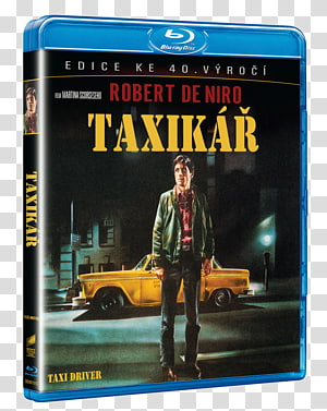Blu-ray disc Travis Bickle Film poster, dvd PNG clipart