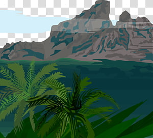 Nature Fukei Natural landscape, Forest PNG clipart