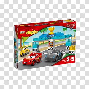 Lightning McQueen Jackson Storm LEGO 10857 DUPLO Piston Cup Race LEGO 10600 Duplo Disney Pixar Cars Classic Race, hobby PNG clipart
