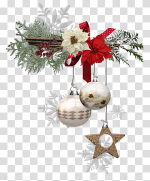 Christmas ornament New Year , christmas PNG