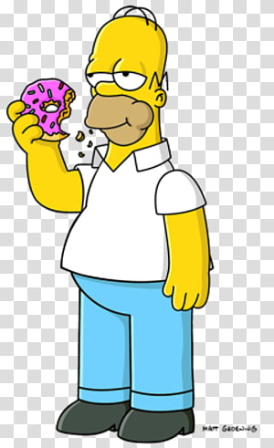 Homer Simpson Lisa Simpson Maggie Simpson Bart Simpson The Simpsons, Bart Simpson PNG clipart