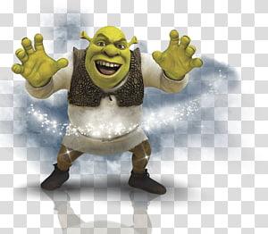Princess Fiona Shrek The Musical Donkey Puss in Boots, Shrek PNG