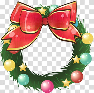 Christmas Reef Png.Christmas Ornament Wreath Christmas Png Clipart Clipartsky