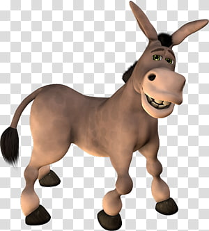 Donkey Shrek The Musical Mule Princess Fiona Shrek Film Series, donkey PNG