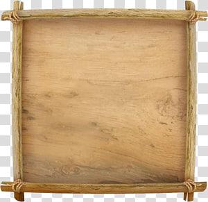 wood frame PNG