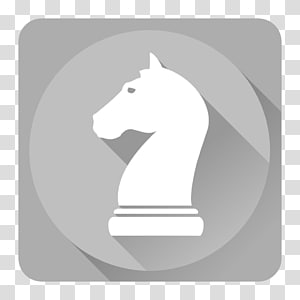 horse like mammal fictional character illustration, Chess PNG