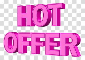 hot offer , Sales promotion Advertising Price Coupon, Hot Offer PNG