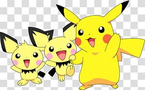 Pikachu Pokémon X and Y Pichu Ash Ketchum Raichu, pikachu PNG