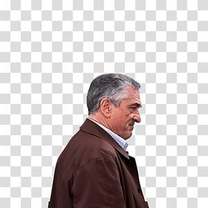 man in brown coat, Robert De Niro Meet the Fockers PNG