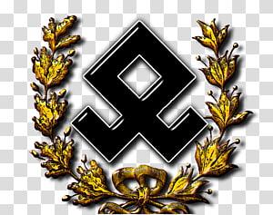 Nazi Germany Nazism Runes Thule Society Symbol, symbol PNG