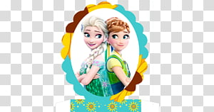 Elsa Olaf Anna Frozen Film Series Party, elsa PNG clipart