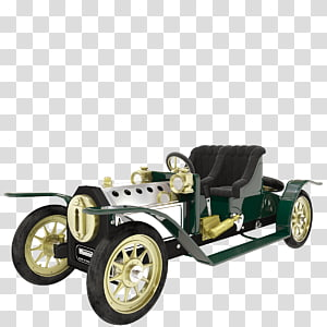 Antique car Model car Mamod Toy, car PNG