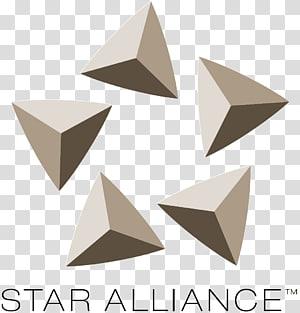 Lufthansa Star Alliance Airline alliance Oneworld, Arwa Star Logo PNG clipart