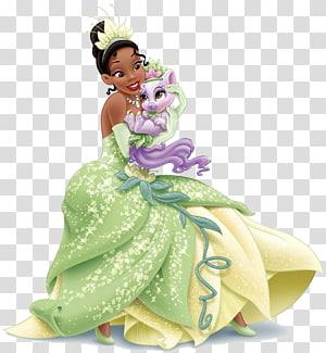 green dressed Disney Princess, Fa Mulan Cinderella Princess Jasmine Rapunzel Ariel, princess jasmine PNG clipart