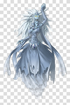 Legendary creature Banshee Dungeons & Dragons Dwarf Art, Dungeons dwarf PNG