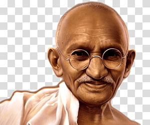 Mahatma Gandhi wearing eyeglasses, Mahatma Gandhi The Story of My Experiments with Truth Quit India Movement Mahatma: Life of Gandhi, 1869–1948 Salt March, others PNG