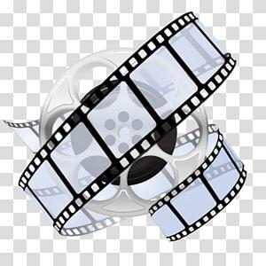 film illustration, graphic film Filmstrip Cinema, filmstrip PNG