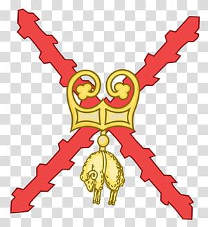 Duchy of Burgundy Burgundian Netherlands Duke of Burgundy Spanish Empire Cross of Burgundy, burgundy PNG