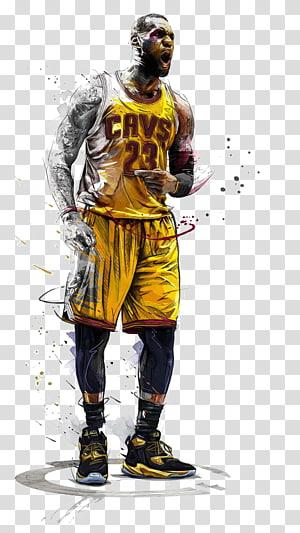 basketball players PNG