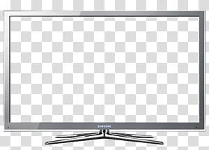 Television set Samsung LED-backlit LCD, tv PNG