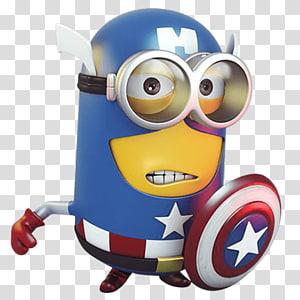 Bob the Minion Kevin the Minion Felonious Gru Minions, minion eyes PNG clipart