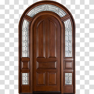 Window Screen door Wood Mahogany, window PNG clipart