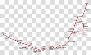 London Underground Central line Liverpool Street station Tube map, Hill station PNG clipart