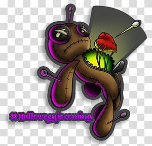 Vertebrate Pollinator Legendary creature , Voodoo Doll PNG