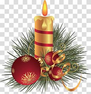 Borders and Frames Christmas decoration , christmas PNG