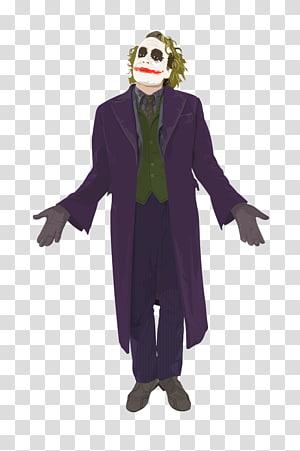 Joker Batman Harley Quinn Costume Suit, joker PNG clipart
