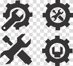 Computer Icons Gear , gear icon PNG