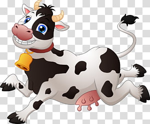 lovely cows PNG clipart