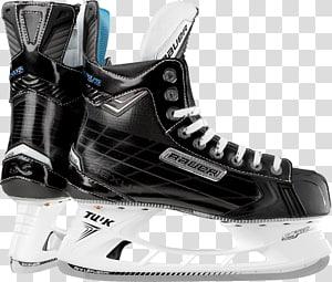 Ice Skates Bauer Hockey Ice hockey equipment Хокейні ковзани, ice skates PNG