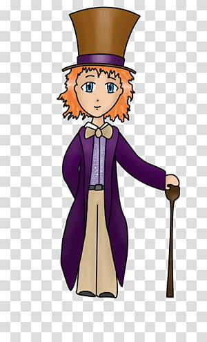 Human behavior Costume design , willy wonka PNG clipart