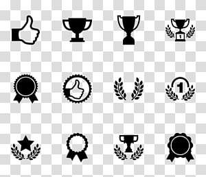 Computer Icons Award , trophy honor PNG clipart