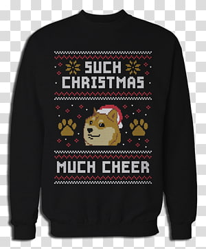T-shirt Hoodie Clothing Bluza Christmas jumper, ugly christmas sweater PNG